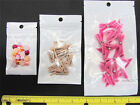 Zipper Bags Grip Seal Self Resealable Mini Grip Poly Plastic Clear Zip lock Bags