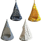 Removable Pet Hanging Cute House Conical Hammock Washable Cat Tent for Dog