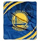 NBA Golden State Warriors Royal Plush Raschel Soft Mink Throw Blanket Basketball on eBay