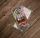 Saint St Andrew Kim Taegon, Korea patron of Korean priests Stained Glass card