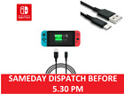 For Nintendo Switch / Lite Long USB C Type C Fast Charger Cable Sync Lead Strong