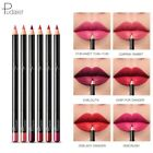 Kyпить 6 Pack Pudaier Waterproof Matte Lip Liner Mixed Colors Choose Your Favorite Set на еВаy.соm
