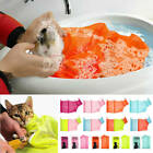 Mesh Pet Cat Grooming Restraint Bag For Bath Wash Nails Cutting Cleaning Bag