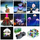 Fish Tank Artificial Ornament Animal Plant Aquarium Landscaping Underwater Decor