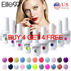 Kyпить Elite99 15ML Color Gel Polish Nail Art Lacquer Manicure Top Base Coat Soak Off на еВаy.соm