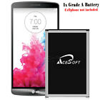 5970mAh Extended Slim Battery For LG G3 VS985 D850 LS990 D851 US990 D855 BL-53YH