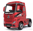LATEST Mercedes-Benz Actros 4WD Ride On Lorry - 24V - Touch screen display -2020