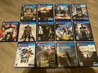 PS4 GAMES HUGE SELECTION PRE-OWNED EXCELLENT CONDITION