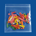 Assorted 2Mil Reclosable Zipper Baggies Style Jewelry Plastic Bags 1000 Pieces