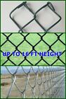 Chain link fence , chain link fencing , wire fence , mesh fence , high fence