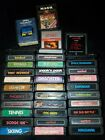 Atari 2600 Lot - Instant Collection - Pitfall ET Pac-Man Spider-man Donkey Kong