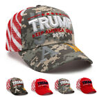 New Arrivatrump 2020 Maga Hat Keep Make America Great Again Mesh Embroidered Cap