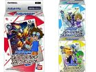 Digimon Card Game 2020 Starter Deck ST 1-3 Gaia Red Cocytus Blue Heaven's Yellow