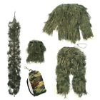 US Tactical Camouflage Sniper Ghillie Suit Woodland Desert Snow For Hunting ArmyGhillie Suits - 177870