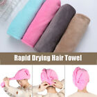 Scarf Bath Accessories Shower Cap Bath Towel Hair Dry Hat Quick Drying Towel