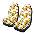 Kyпить 2Pcs Universal Sun Flower Printed Car Seat Covers Front Row Set Car Protector на еВаy.соm