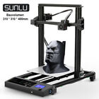 SUNLU 3D Printer S8 DIY FDM Fast Assembly Heated Bed Large Size 310x310x400mm