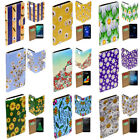 For Huawei Series - Daisy Flower Design Print Flip Case Mobile Phone Cover #2