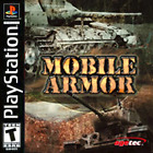 Mobile Armor PS1 Game Playstation