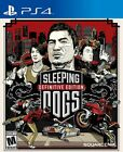 Sleeping Dogs: Definitive Edition: Limited Edition Playstation 4