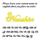 Custom Stainless Steel Cuban Chain Name Necklace Personality Gothic Jewelry Gift