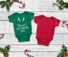 Personalised Custom Name First Christmas 2020 Baby Vest - Infant Newborn Grow