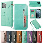 Magnet Leather Card Slot Stand Case Cover For Iphone 12 11 Pro Max Xs Xr 8 7plus
