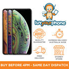 apple iphone xs a2097 64 256 512gb all colours 4g unlocked smartphone au model