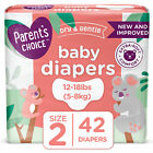 Parent's Choice Disposable Diapers Baby Diapers Size Newborn, 1,2,3,4,5,6,7