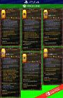 Diablo 3 - PS4 - Xbox One - N. Switch - Bundle - 8x Primal Items for Barbarian