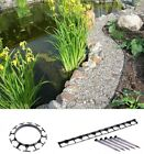 PREMIUM Flexible Garden Edging Lawn Grass Border Edge STRONG Pegs FREE DELIVERY