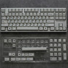 Simple Russian Keycaps PBT Cherry Height 118 Key Caps New for Cherry MX Keyboard