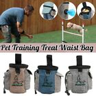 Pet Dog Puppy Cat Treat Pouch Pet Toy Food Poop Bag Hand Training Waist Bag Feed