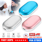2 Pack Pocket Hand Warmer and USB Reusable Phone Charger Electric Power Bank