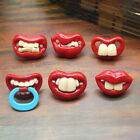 Baby Newborn Infant Funny Orthodontic Pacifiers Teethers Party Favors Gifts