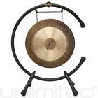 """14"""" Gongs on Meinl Table Gong Stand (TMTGS-M)"""