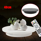 16'  Electric Turntable Photography Display Remote control Direction/Angle/Speed