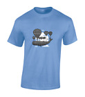 WHALE HOT AIR BALLOON MENS T SHIRT COOL FUNNY JOKE DESIGN ANIMAL FASHION TOP