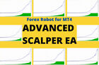 Forex Robot ADVANCED SCALPER EA for MT4 Reliable and Profitable Scalping Bot