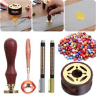 Envelope Decor Colorful Sealing Stamp Letter Sealing Seal Wax Bead Hot Waxs