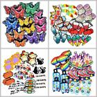 50pcs 107 Different Serials Shoe Charms Flower Balls Words Food Animal Halloween
