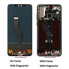 For Huawei P20 Pro LCD Display Screen Touch Screen Assembly W/ Frame Fingerprint