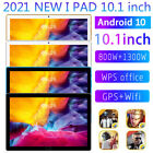 10.1 Inch 10+512g Android 10.0 Tablet 5g Pc Octa Core Camera Wifi Gps Dual Sim