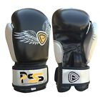 New Kids Boxing Gloves Rex Leather Fight Punching Bag Muay Thai Grappling 1002