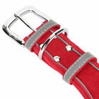 Fashion Pet Leather Collar Dog Puppy Collar Decor Size S M L Pet Gifts Supplies