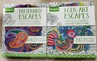 Assorted Crayola adult coloring books 80 pages Hallmark Designs (YOU CHOOSE)
