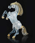 Genuine Murano Glass Sculpture Horse Rampant Made by Hand A Venice Italy