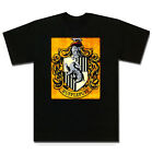 Harry Potter Hufflepuff Crest T shirt