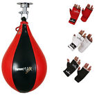 TurnerMAX Kick Boxing Speed Ball & Punching Bags Inner Gloves Sets MMA Gear UFC