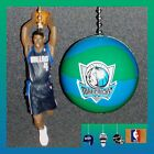 NBA DALLAS MAVERICKS FIGURE & CHOICE OF LOGO OR NBA STYLE BASKETBALL FAN PULLS on eBay